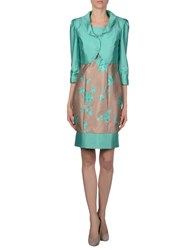 Arggido Suits And Jackets Outfits Women Light Green