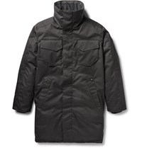 Canada Goose Bellwood Down Filled Coat Black