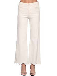 Mother The Tomcat Roller Jeans Ivory