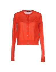 Paul Smith Black Label Knitwear Cardigans Women Red