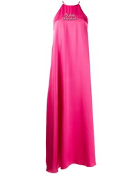 Giada Benincasa Ciao Amore Satin Maxi Dress 60