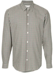 Cerruti 1881 Checked Shirt Multicolour