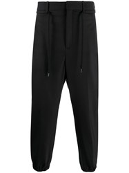 Neil Barrett Cropped Tailored Trousers 60