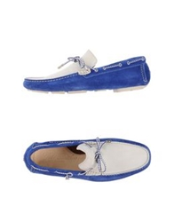 Gold Brothers Moccasins Light Grey