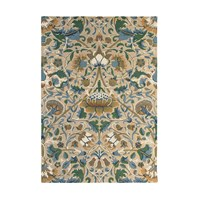 Morris And Co Lodden Rug Manilla Blue Green Beige