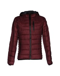 Yes Zee By Essenza Jackets Maroon