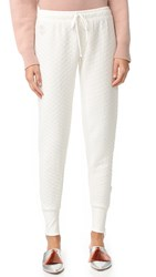 Wildfox Couture Fame Jogger Pants Alabaster