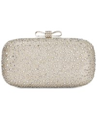 Inc International Concepts Evie Clutch Only At Macy's Champagne