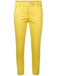 Moschino Vintage 2000'S Cropped Trousers Green