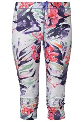 Roxy Relay Tights Under The Canopy Multicoloured