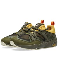 Puma Blaze Of Glory Camping Green
