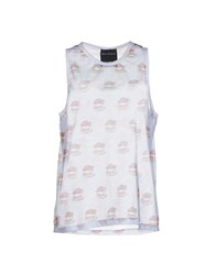 Nhivuru Topwear Vests Women Sky Blue