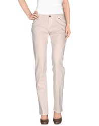 Re Hash Trousers Casual Trousers Women Beige