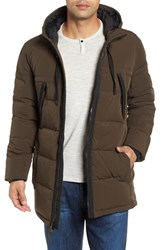 Marc New York Holden Down And Feather Parka Olive
