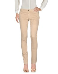 Monocrom Casual Pants Sand