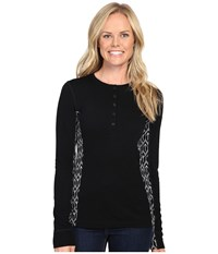 Dale Of Norway Viking Basic Sweater Black Women's Sweater