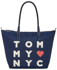 Tommy Hilfiger Ivy Tote Navy