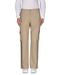 Calvin Klein Jeans Trousers Casual Trousers Men Beige