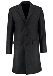 Tiger Of Sweden Dempsey Classic Coat Charcoal Anthracite