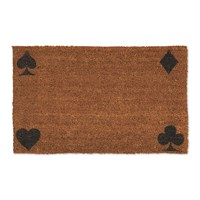 Garden Trading Solitaire Door Mat Small