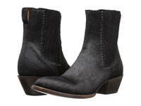 Lucchese Adele Black Hair On Calf Women's Shoes