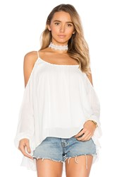 Sanctuary Isabelle Top White
