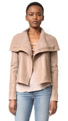 Veda Max Classic Bubble Jacket Warm Grey