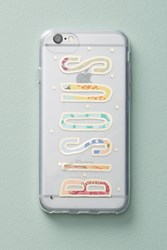 Anthropologie Bisous Iphone 6 7 Case Clear
