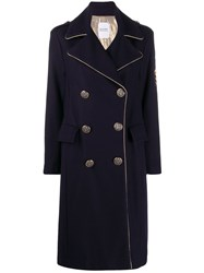 History Repeats Military Style Double Breasted Coat 60