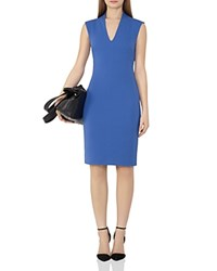 Reiss Liza Day Dress True Blue