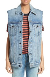 Alexander Wang Women's Denim X Daze Denim Vest
