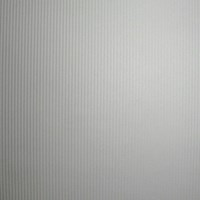 Graham And Brown Corduroy Paintable Wallpaper Sample Swatch White Sample