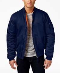 Ring Of Fire Men's Flight Jacket Only At Macy's Navy