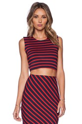 Karina Grimaldi Gallia Top Red