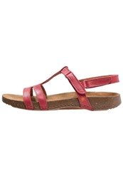Art I Breathe Sandals Carmin Red