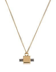 Giorgio Armani Necklaces Gold