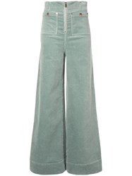 Alice Mccall Bluesy Jeans Green