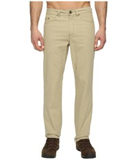 Royal Robbins Gulf Breeze Five Pocket Pants Desert Men's Casual Pants Beige