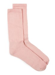 Topman Pink Tube Socks