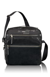 Men's Tumi 'Dalston Amhurst' Crossbody Bag Black Black Camo