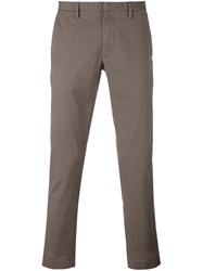 Michael Kors Slim Fit Chinos Grey