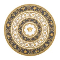 Versace Home I Love Baroque Serving Plate White