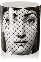 Fornasetti Burlesque Scented Candle White