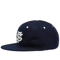 Ebbets Field Flannels San Francisco Seals 1949 Cap Blue