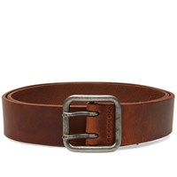 Nudie Jeans Nudie Losson Belt Brown