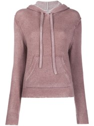 Zadig And Voltaire Hooded Knit Jumper 60
