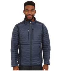 Kuhl Spyfire Jacket Pirate Blue Men's Coat