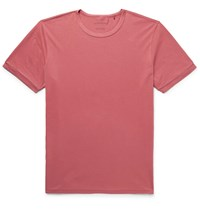 Outerknown Organic Pima Cotton Jersey T Shirt Red