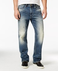 Sean John Hamilton Relaxed Fit Jeans Sunbleached