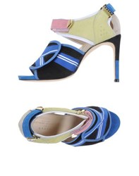 Preen Footwear Sandals Women Azure